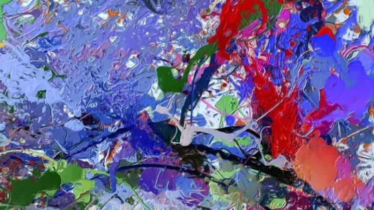 Schenking schilderij in termijnen